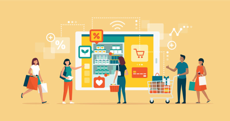 Navigating shopping decisions of consumers in a post-pandemic world